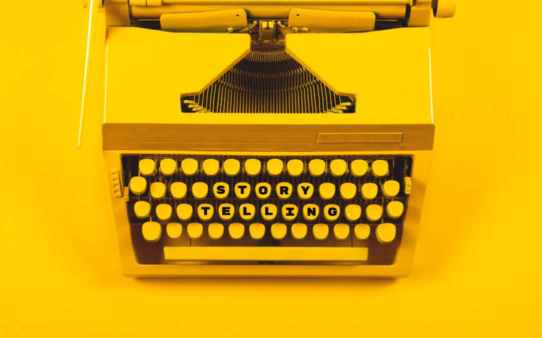 Once Upon A Time: What's your brand story ?
